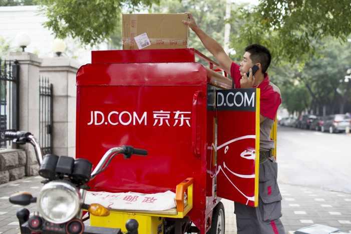 China tech stocks rally: JD.com, Tencent, Alibaba