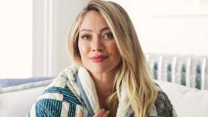 'Lizzie McGuire' fame Hilary Duff tests positive for Delta variant of COVID-19, says she is happy to be 'vaxxed'