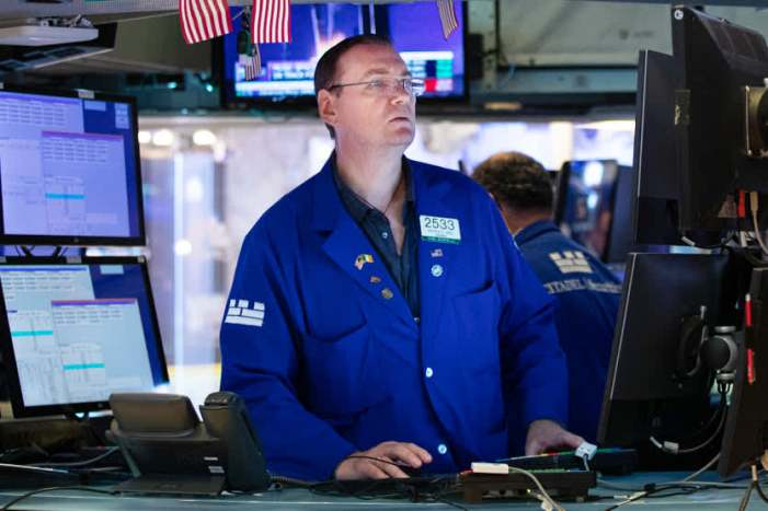 Stock futures are flat after S&P 500 posts record close
