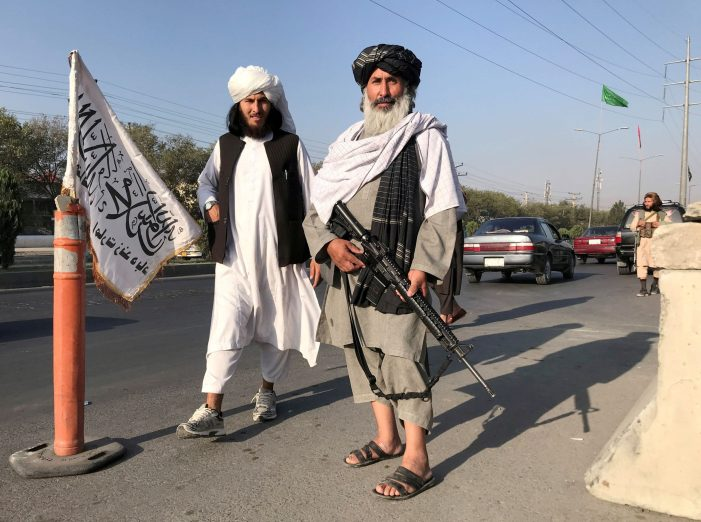 Taliban will no longer allow Afghans to go to Kabul airport for evacuation