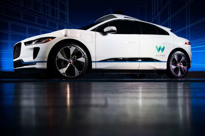 Waymo opens self-driving car testing to some San Francisco residents