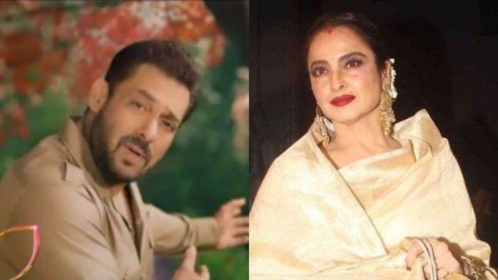 Will Salman Khan hosted show 'Bigg Boss 15' feature legendary actor Rekha? Channel releases new promo