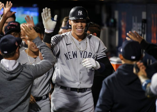 'This was for the city': Aaron Judge helps Yankees get back on track in emotional 9/11 game vs. Mets