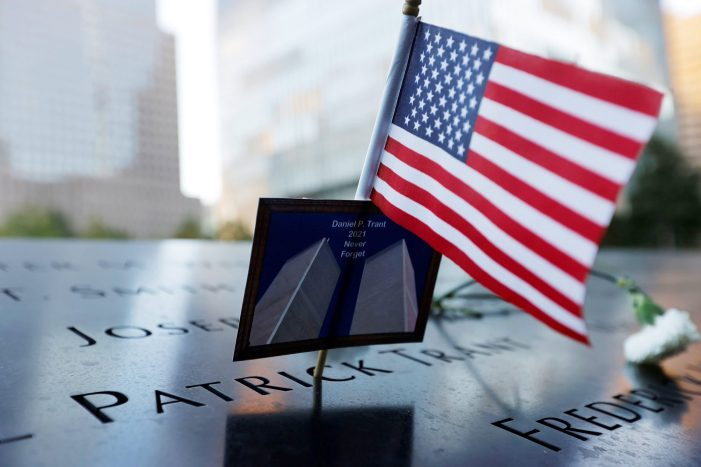 A nation marks the 20th anniversary of the 9/11 terror attacks