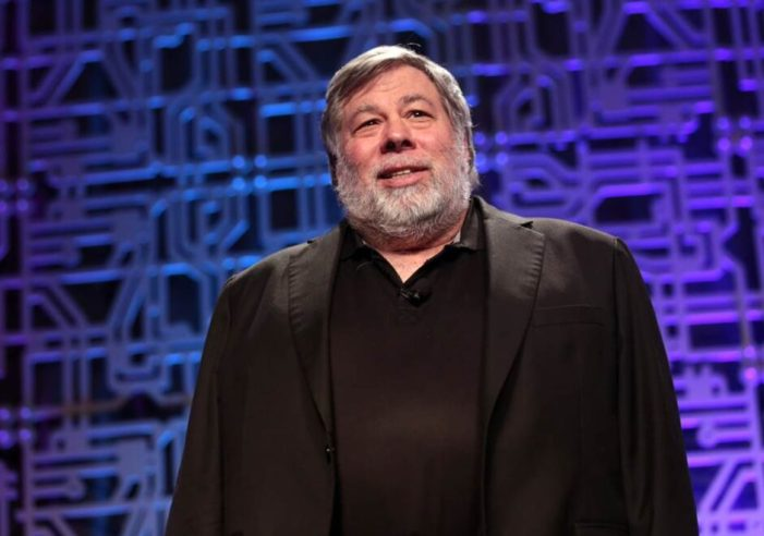 An Apple co-founder enters the private space sector with a mystery project.