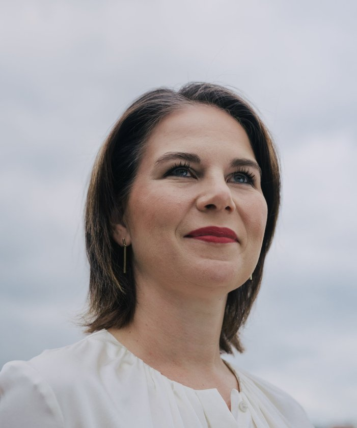 Annalena Baerbock Tries to Sell Voters on Changing Germany