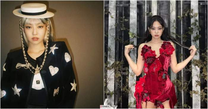 BLACKPINK's Jennie is the fashion icon we need right now! These photos show how the K-Pop star nails all stylish outfits | Photogallery