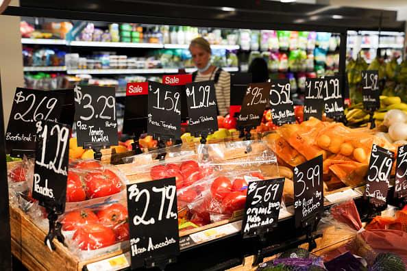 Consumer price index August 2021