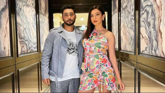 Gauahar Khan recalls blaming Zaid Darbar for reports claiming they have a 12 year age gap