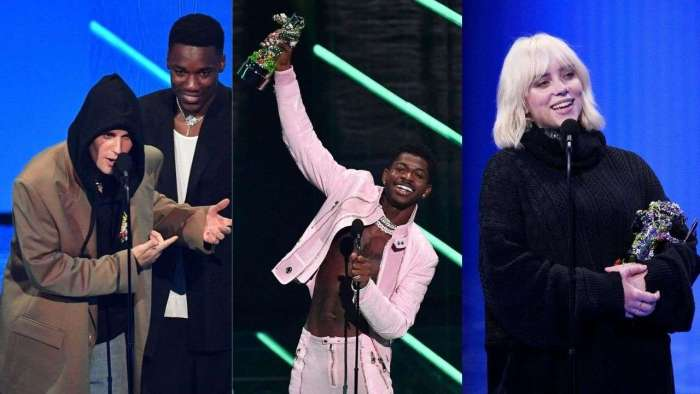 Justin Bieber, Lil Nas X, BTS take top prizes, view all winners here
