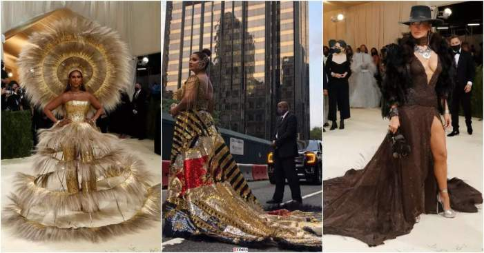 Met Gala 2021 best looks in photos: Iman, Sudha Reddy, Jennifer Lopez and other celebs make stylish appearances on the red carpet | Photogallery