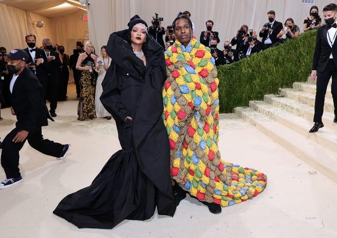 Met Gala's 10 best dressed: Rihanna is a mood; Billie Eilish, Megan Fox nail American theme
