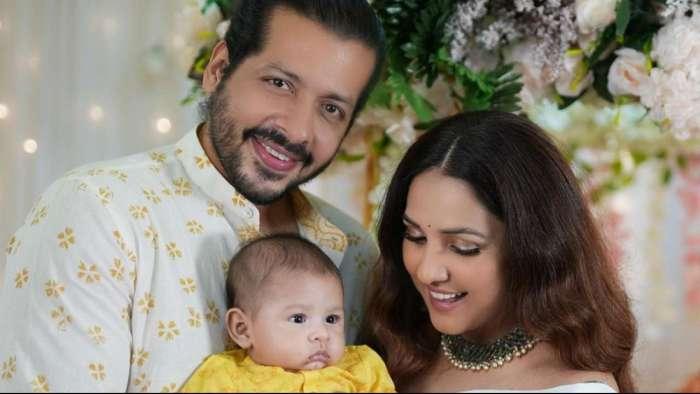 Neeti Mohan reveals son Aryaveer's face in heart-warming photos, calls him 'jigar ka tukda'