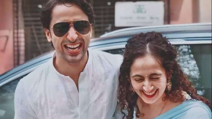 'Pavitra Rishta 2' actor Shaheer Sheikh, wife Ruchikaa Kapoor blessed with a baby girl