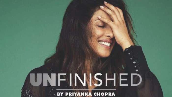 Priyanka Chopra responds to reviews saying her memoir 'Unfinished' didn't reveal names
