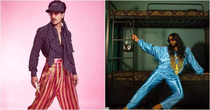 Ranveer Singh's eccentric fashion moments are Met Gala worthy! These stylish photos echo why the actor fits the bill perfectly | Photogallery