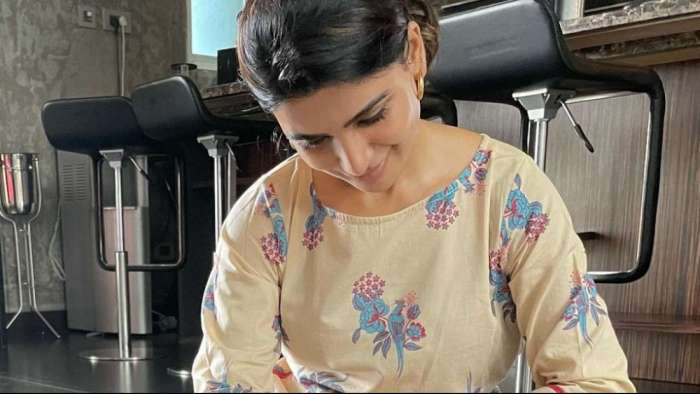 Samantha Ruth Prabhu welcomes new member into her family, shares adorable photo