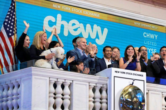 Wall Street analysts are bullish on stocks like Chewy & Qualcomm