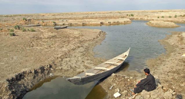 أزمة تقسيم المياه بين الدول على حوضي دجلة والفرات جريدة