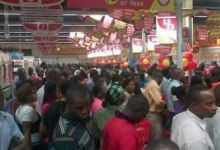 Photo of 102,000 People Visited Shoprite In Ibadan And Records Just N35,000 Sale