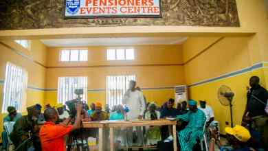 Photo of 'We are tired of Amosun and his lies'… Ogun pensioners