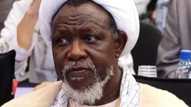 Photo of Breaking : El-Zakzaky, wife depart Abuja for India