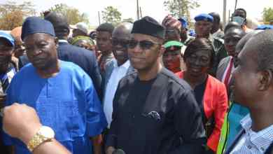 "Photo of ""WE'VE NEVER HAD IT SO GOOD""- Odeda LGA Residents Applaud Dapo Abiodun on Developmental Projects."