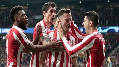 Photo of BREAKING: Atletico Madrid beat Liverpool to qualify for Champions League quarter-finals