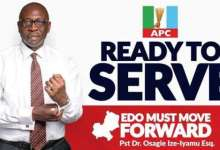 Photo of BREAKING: Pastor Osagie Ize-Iyamu Emerges Edo APC Governorship Candidate