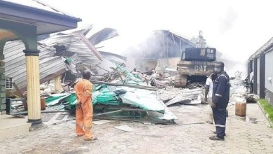 Photo of Outrage over Wike's demolition of multi-million naira hotels
