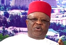 Photo of JUST IN: Ebonyi State Governor, Dave Umahi, Tests Positive For COVID-19