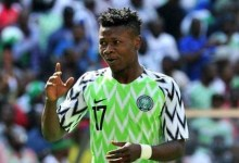 Photo of Panic in Super Eagles as top striker tests positive for COVID-19