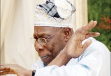 Photo of COVID-19: Drama as Obasanjo locks out aides, mourners at mother-in-law's burial