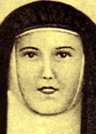 La hermana Justa de la Inmaculada