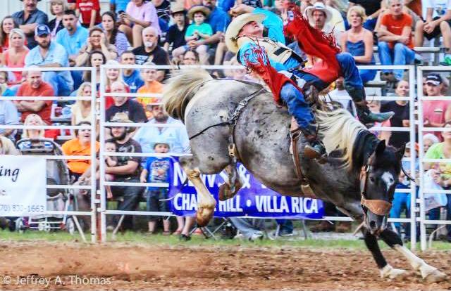 Rodeo carrollton ga