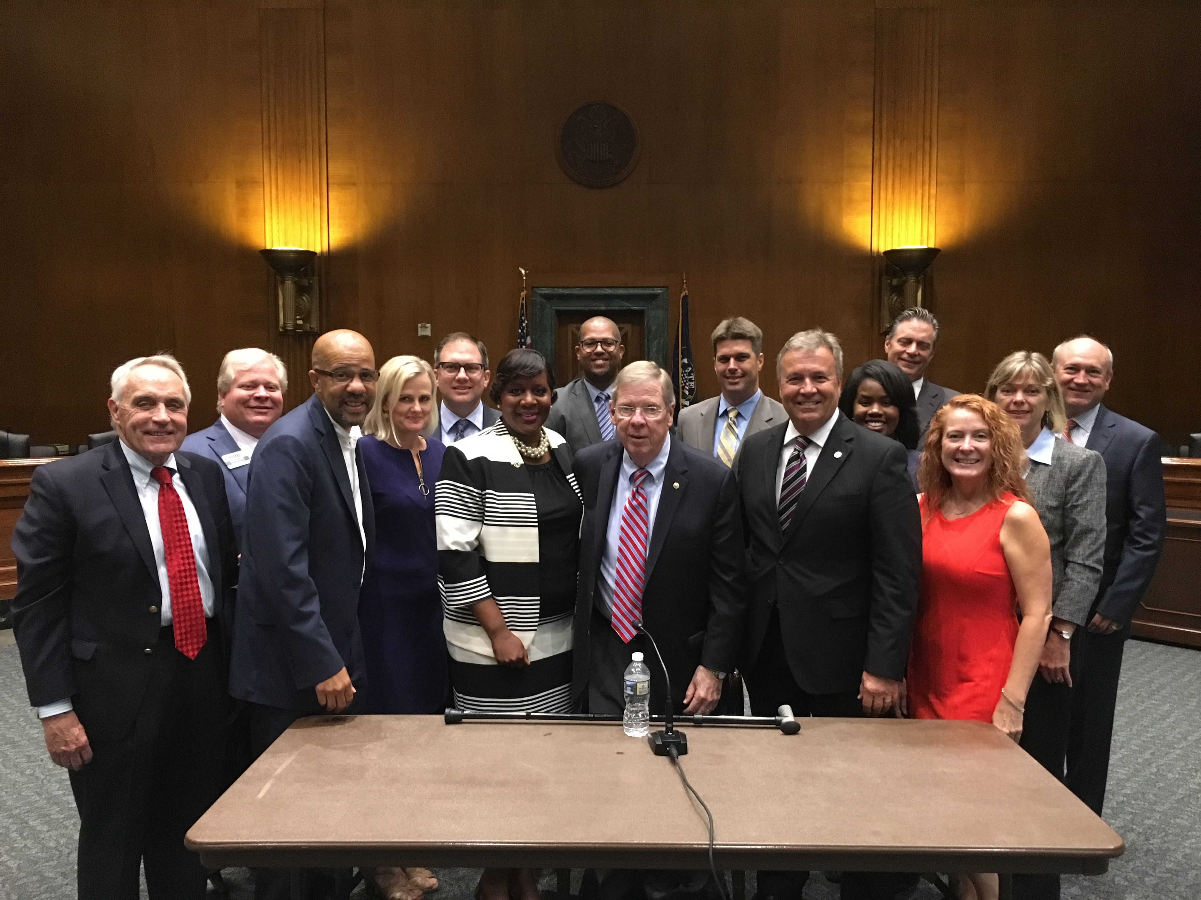 DC Chamber Chairmans Club Attends Washington D.C. Fly-In