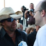 Toby Keith Interview