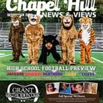 Chapel Hill News & Views High School Football Cover