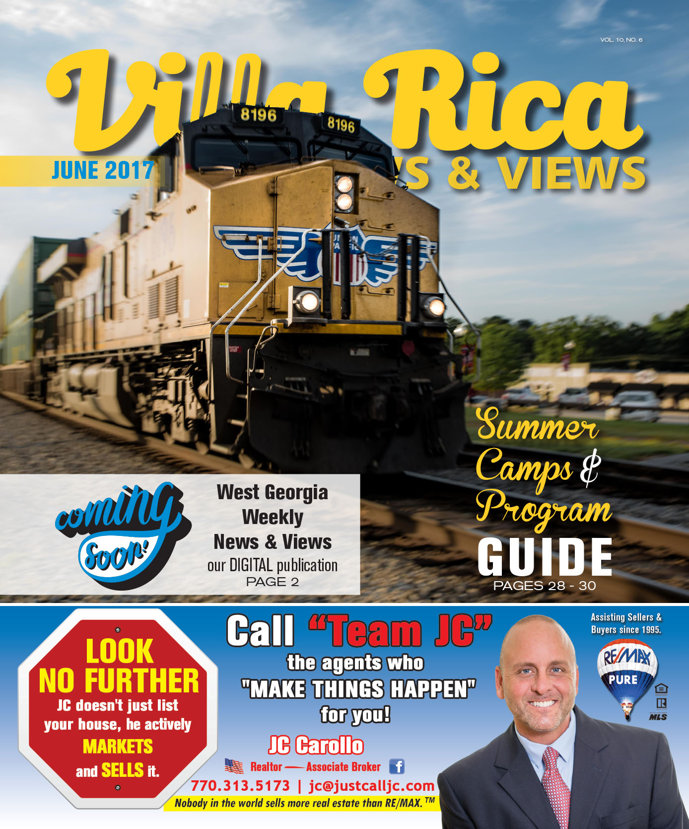 VRNV - June 2017 Cover