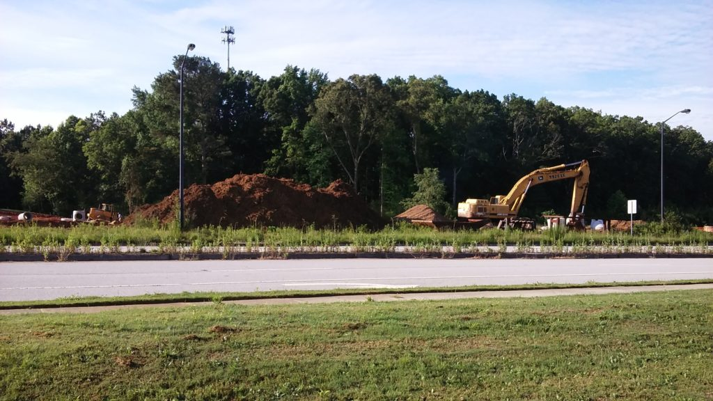 New RaceTrac Underway