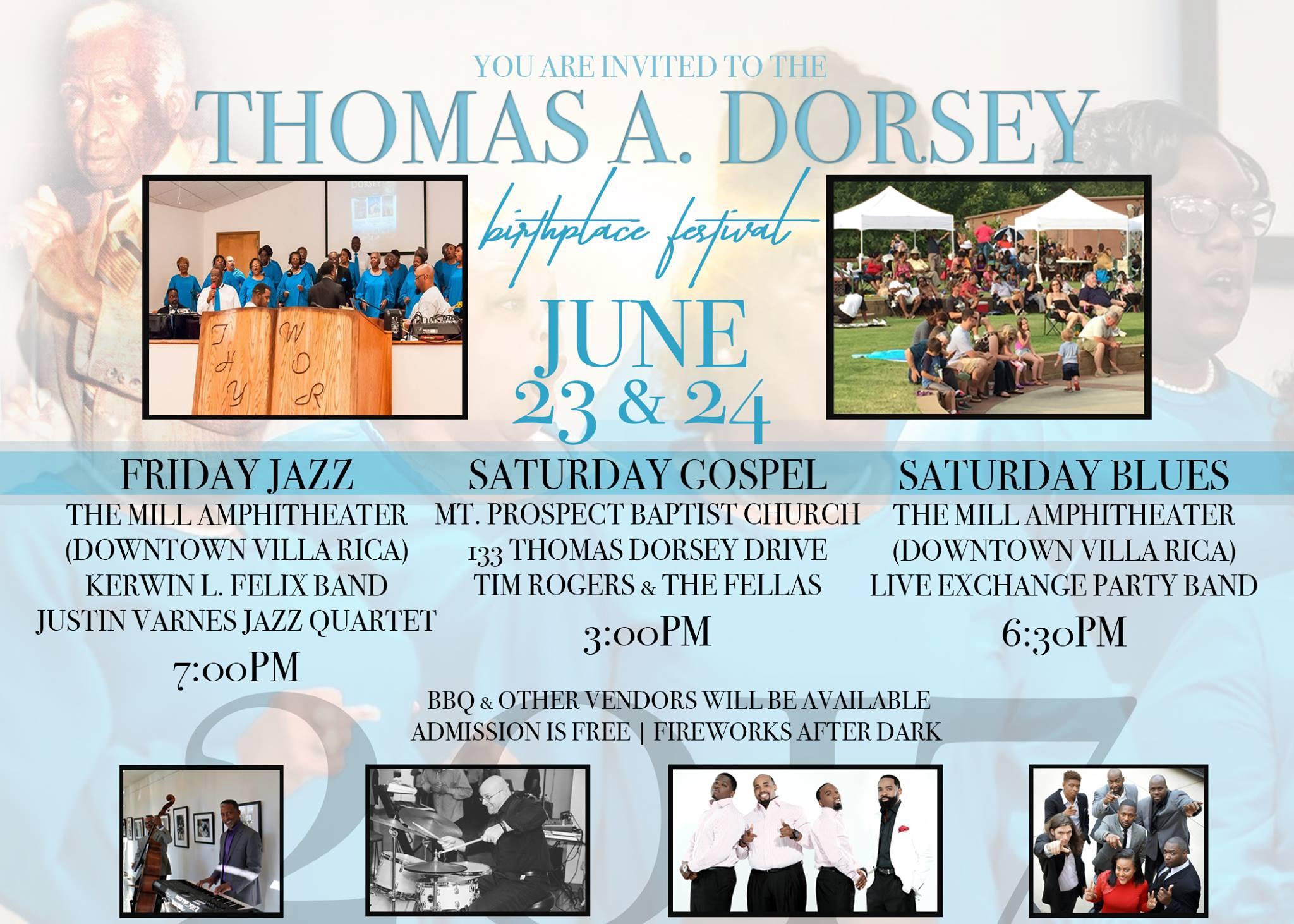 Thomas A. Dorsey Festival