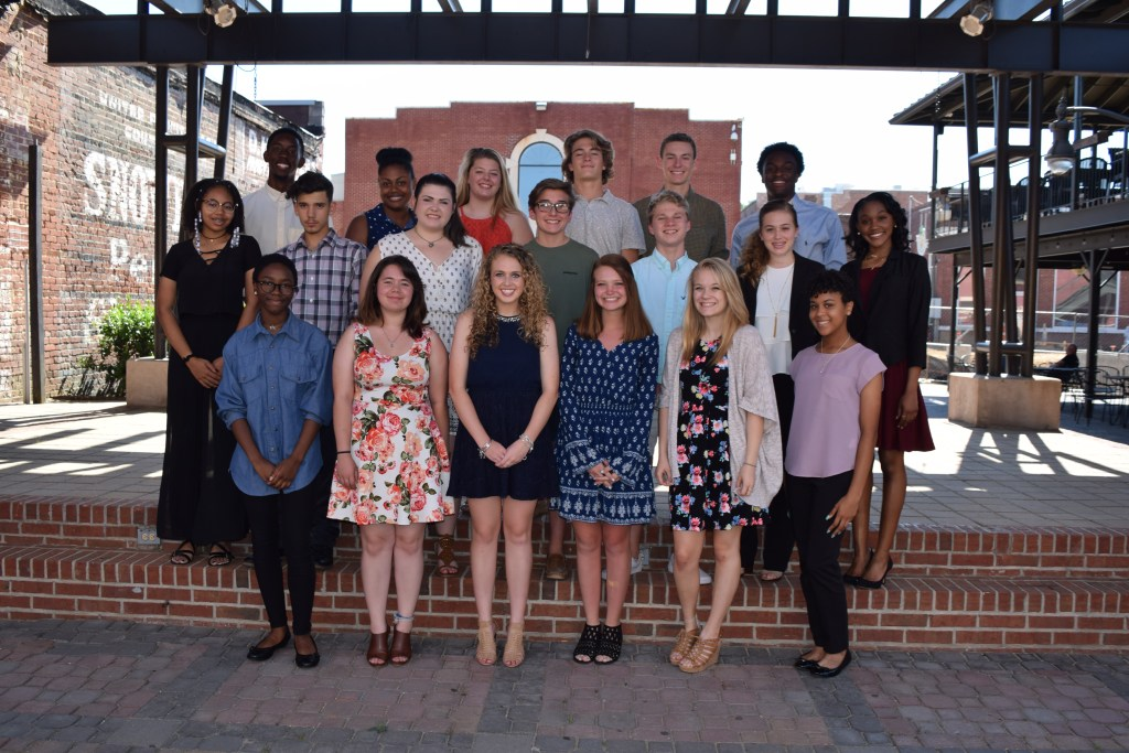 C Chamber Selects 2017-2018 Youth Leadership Douglas Class