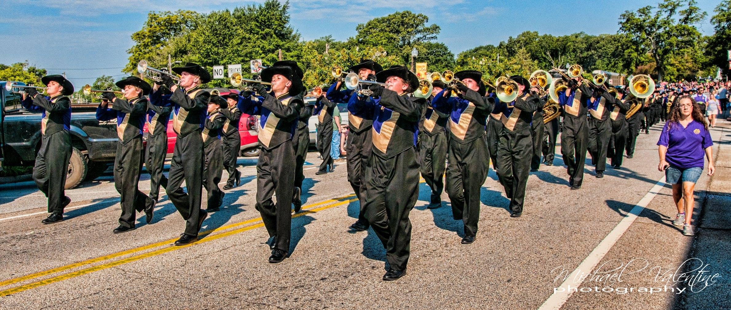 Gold Rush Parade