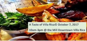 Taste of Villa Rica