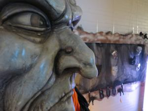 Halloween History Exhibit at Douglas County Museum of History & Art