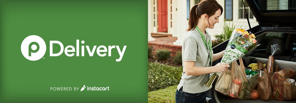 Publix launches home delivery service Instacart