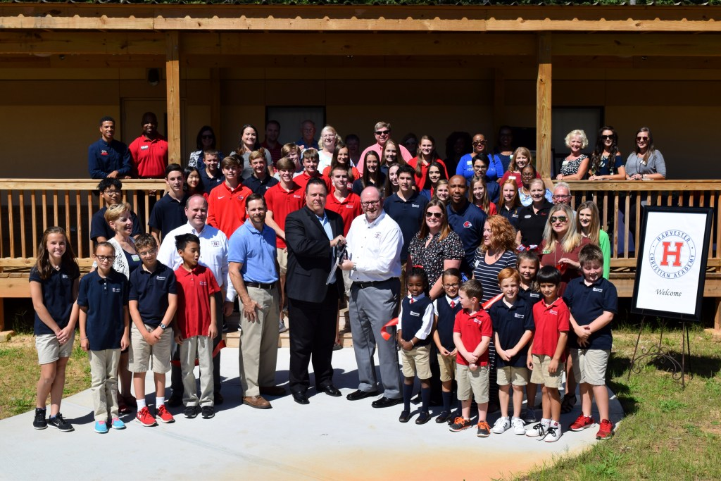 Harvester Christian Academy Opens New Education Building