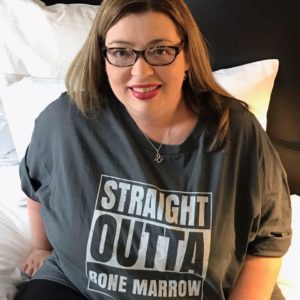 Bone Marrow Registry - Mandie Newsome