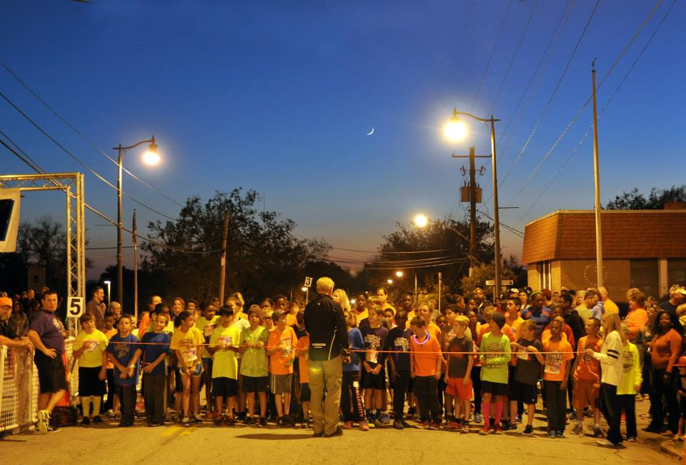 38th Annual Moonlight Run