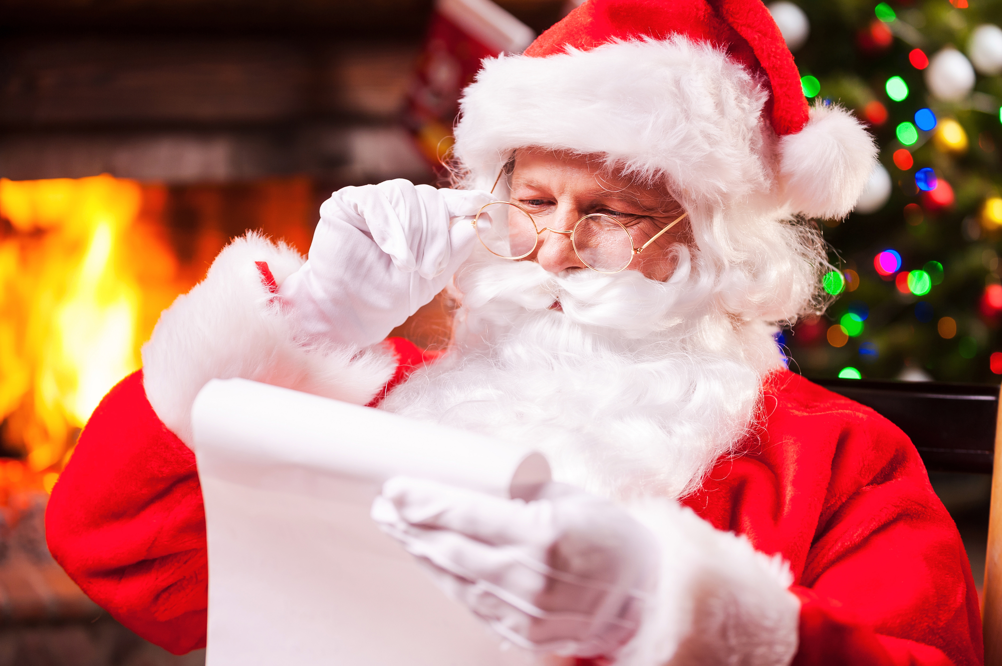 Yes, Virginia, There is a Santa Claus- Bright Star United Methodist Church